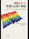 現地レポート世界LGBT事情 変わりつつある人権と文化の地政学(岩波書店)