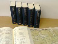 英文日本年鑑  復刻版 第3回配本 1918-1923全5巻 The Japan Year Book: Complete Cyclopaedia of General Information and Statistics on Japan and Japanese Territories, Series 3: 1918-1923 第13~17巻
