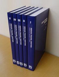 英領インド人の旅した世界 - 19世紀~20世紀初頭紀行文集成(英文復刻集成全5巻) Indian Travel Writing, 1841-1943