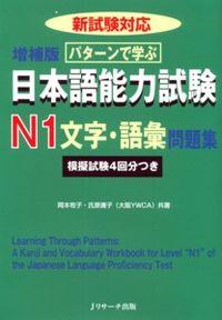 パターンで学ぶ日本語能力試験N1文字・語彙問題集