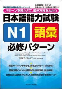 日本語能力試験N1語彙 必修パターン