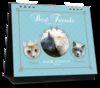 Best Friends ~なかよし猫 エビスとダイコク~ 卓上タイプ 猫カレンダー (2014年版)