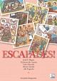 文法とアクティヴィテの15課エスカパード! フランス語への旅(CD付)