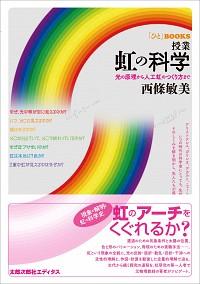 光の原理から人工虹のつくり方まで授業 虹の科学