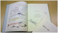 蜻蛉集-Poemes de la libellule (仏語原書カラー復刻版)