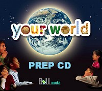 your world PREP CD