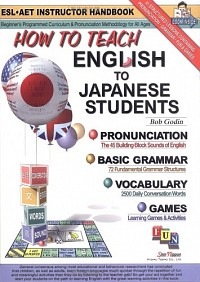 ESL & AET INSTRUCTOR HANDBOOKHow to teach English to Japanese Students